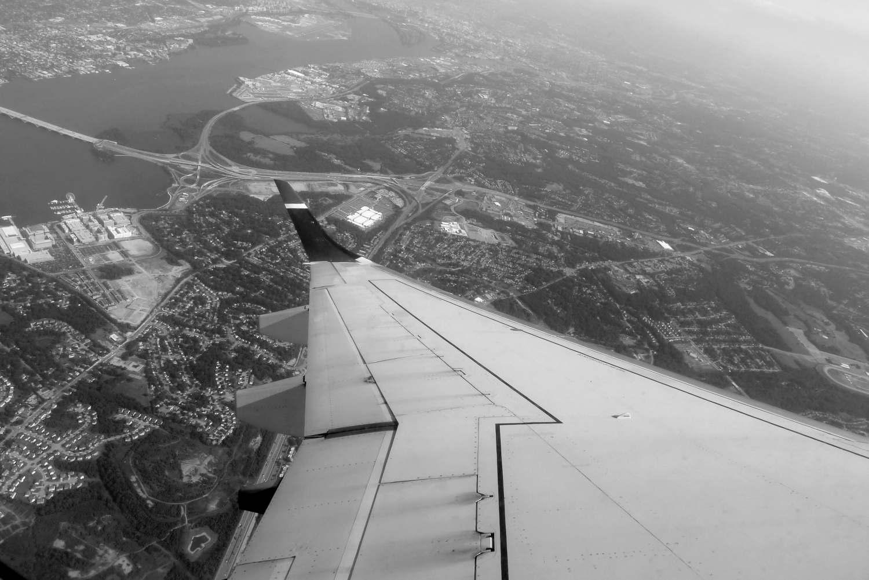 Approaching DC