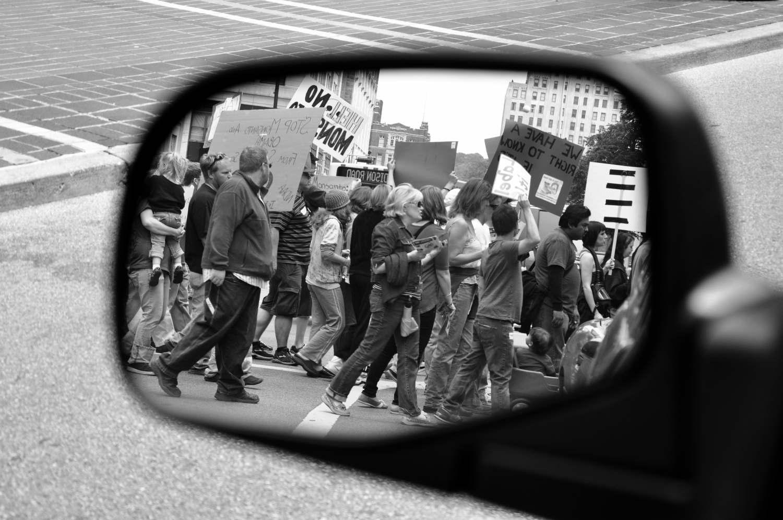 Protest - Cincinnati
