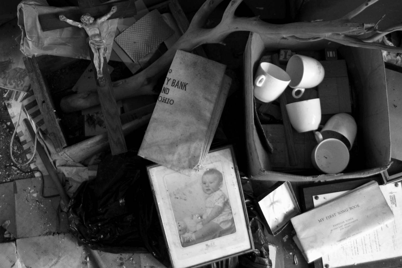 Remains (Found Still Life)