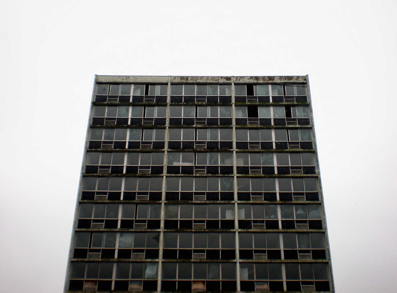 Abandoned Hotel - Cleveland